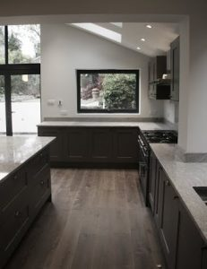 House extension, kitchen renovation Yorkshire