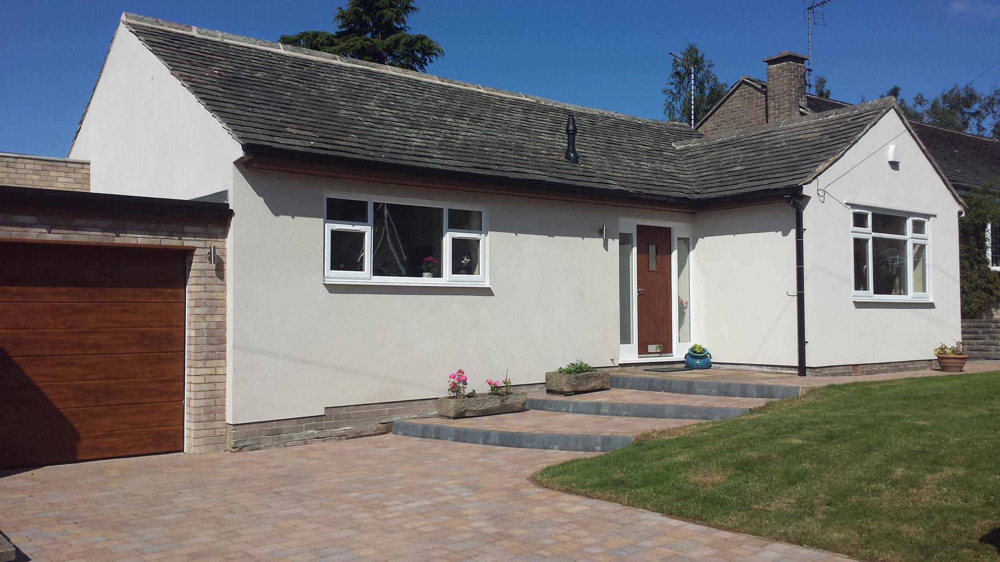 Bungalow extension in Sheffield - Futures Building and Maintenance