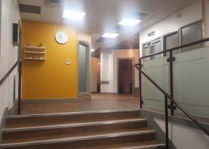 Office refit Sheffield